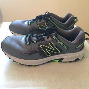New Balance running shoes. Like new, worn once.